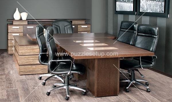 طراحی یک محیط اداری